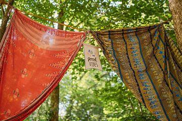 Festival vakantie vibes van Lisanne Koopmans
