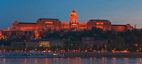 Burgpalast, Budapest, Ungarn von