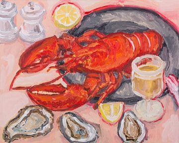 Meeresfrüchte mit Hummer von Tanja Koelemij