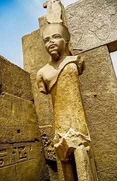 Karnak Pharao - Analoge Fotografie!