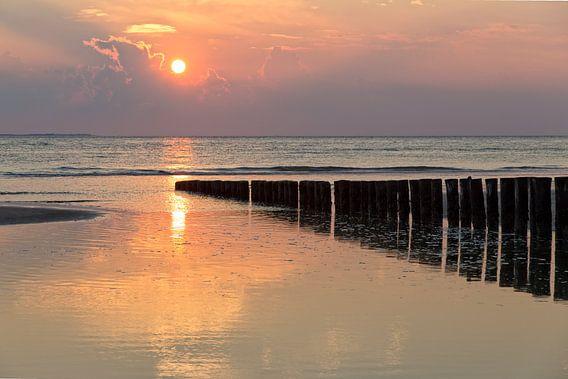Sunset Wad..