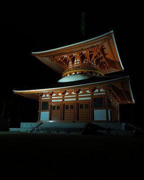Konpon Daito Pagoda van eric piel