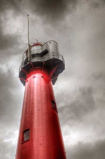 Vuurtoren in Hoek van Holland van PAM fotostudio