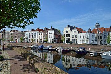 het Middelburgse Prins Hendrikdok