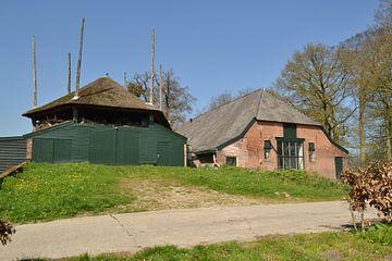 boerderij op landgoed in gelderland van tiny brok