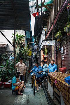 Klong Toey, Thailand von Domeine