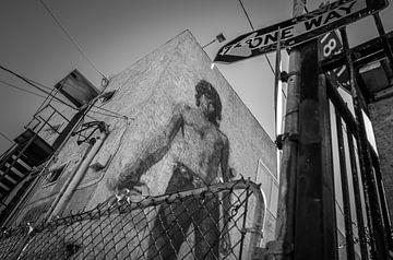 Los Angeles straat kunst van