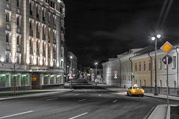 Taxi solitaire sur Vladyslav Durniev