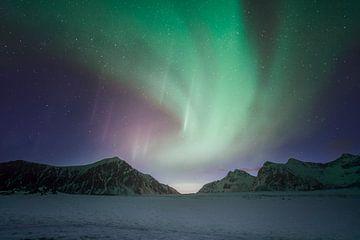 Aurora Norwegen von Peter Poppe