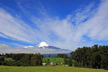 Osorno vulkaan sur Antwan Janssen