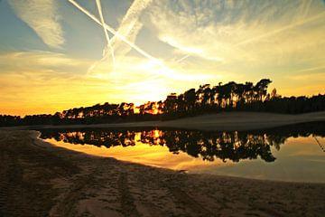 sunset sky von Ying Chen