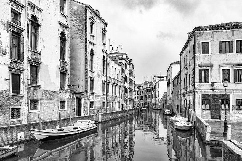 Venetië in zwart-wit van Michel van Kooten