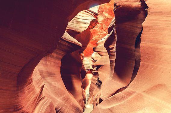 Antelope Canyon    Arizona van Kurt Krause