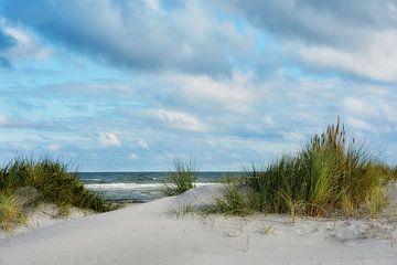 Baltic Beach van Joachim G. Pinkawa