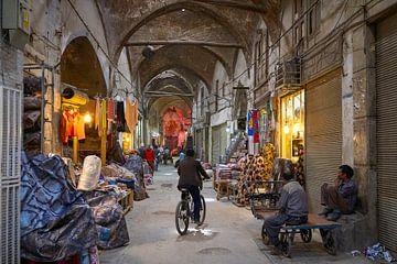 Bazaar van Isfahan van Jeroen Kleiberg