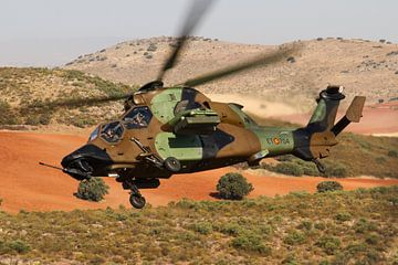Spanish Army EC665 Tigre sur Dirk Jan de Ridder
