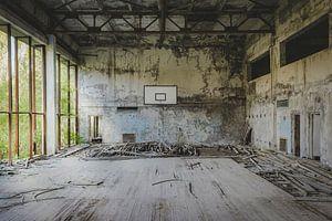 Sportzaal Tsjernobyl