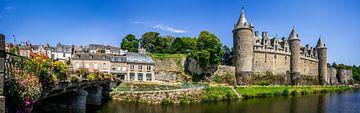 Josselin, Bretagne von Jeroen Mikkers