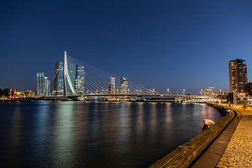 Maasbank in Rotterdam von Rob Coorens