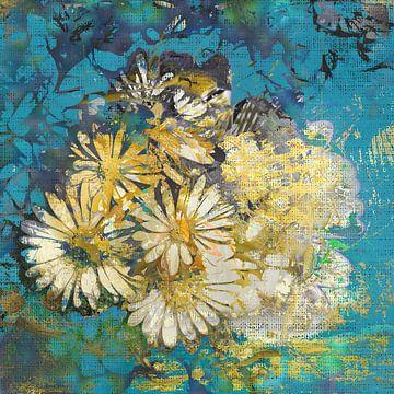 Brouillon Floral - a22c11 von Aimelle ML