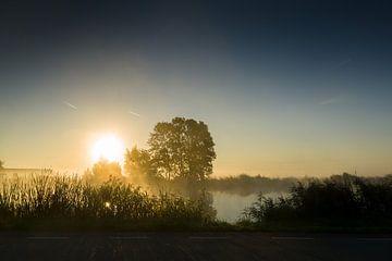 Morgendämmerung von Koen Boelrijk Photography