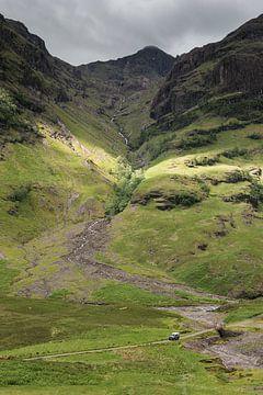 Schottland von Johanna Blankenstein
