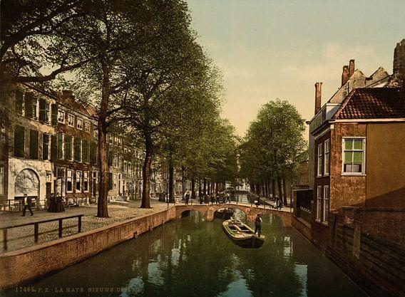 De Nieuwe Uitleg, Den Haag van Vintage Afbeeldingen