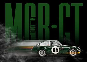 MGB GT Competition Sebring von Theodor Decker
