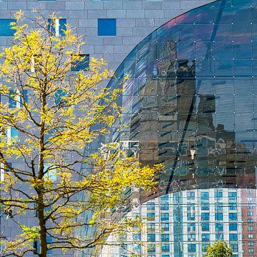 De Rotterdamse Markthal (Nederland) van Alain Ulmer