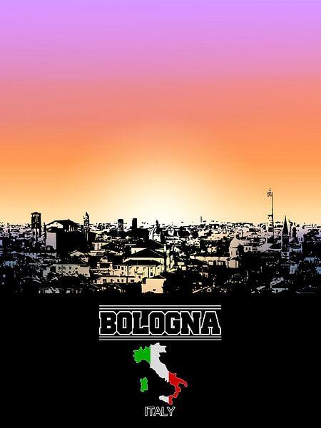 Bologna von Printed Artings