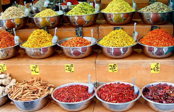 Oosterse specerijen