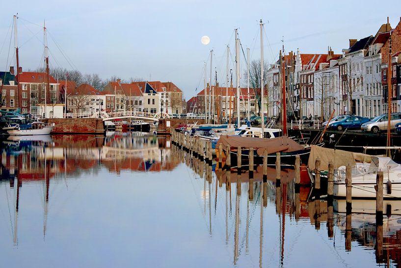Spijkerbrug Middelburg van Teuni's Dreams of Reality