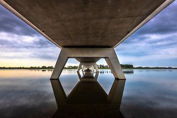 Brücke bei Kampen von Hille Monster