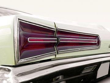 Amerikaanse klassieke auto 1966 Monaco van Beate Gube