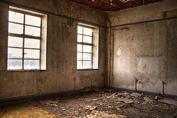 Abandoned van Casper De Graaf