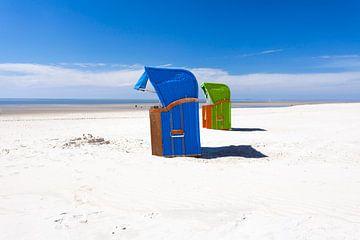 Strandstoelen van Angelika Stern