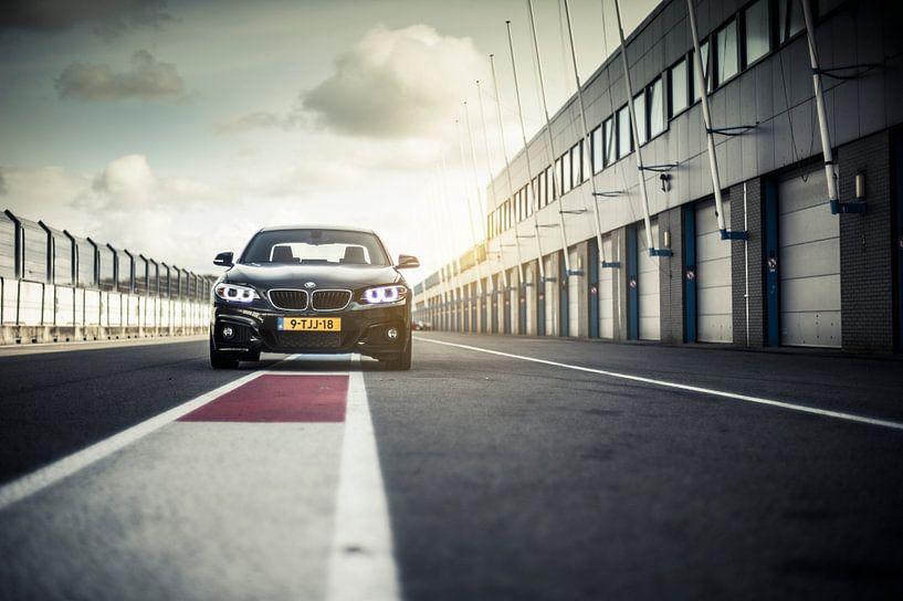 BMW 220i  van Sytse Dijkstra