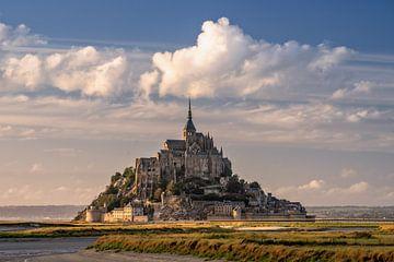 Le Mont Saint Michel sur Achim Thomae
