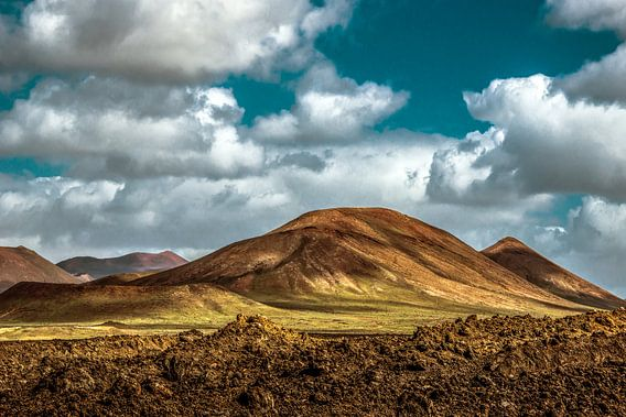 Lanzarote kleuren van Harrie Muis