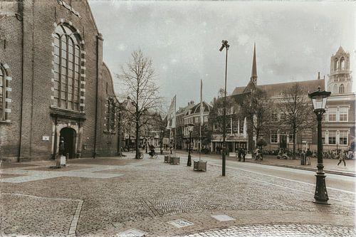 Janskerkhof in Utrecht