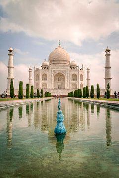 Taj Mahal van Maarten Borsje