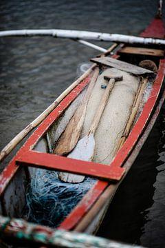Bateau de pêche aux Philippines sur Yvette Baur