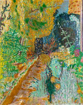 Tuin, Pierre Bonnard, 1936 van Atelier Liesjes