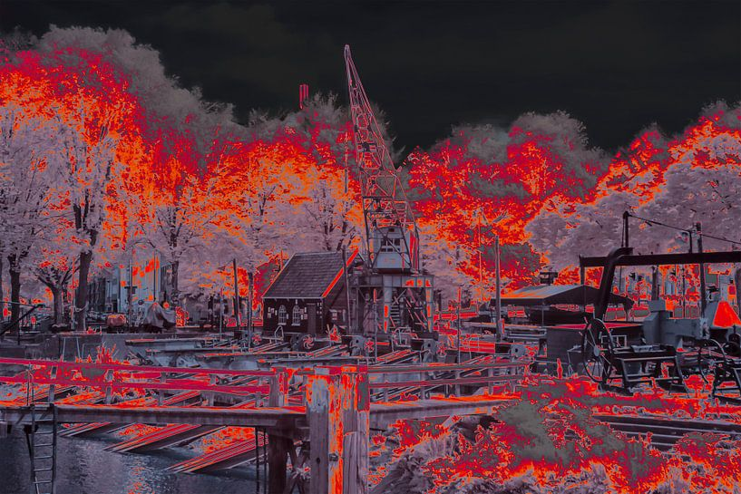 Koningsdam Rotterdam van Ad Van Koppen