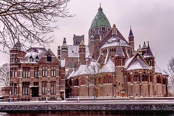 Kathedrale basiliek Sint Bavo von Bart Veeken