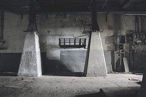 Verlassene Fabrik von Berend Bosch