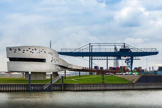 Verkeerspost Rijkswaterstaat Nijmegen