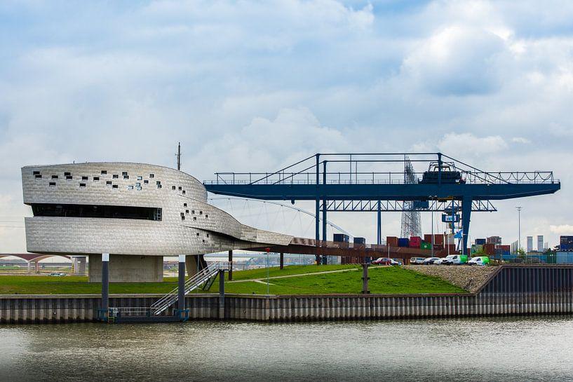 Verkeerspost Rijkswaterstaat Nijmegen van Wouter Cornelissen