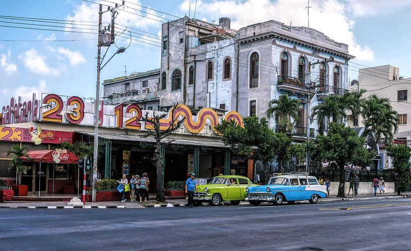 Old timers Havana van Joris Pannemans - Loris Photography