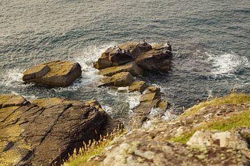 Stoer Head Klippen in Schottland . von Babetts Bildergalerie